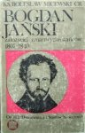 Bolesław Micewski • Bogdan Jański, założyciel zmartwychwstańców 1807-1840