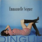 Emmanuelle Seigner • Dingue • CD