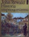 John Rewald  • Historia impresjonizmu