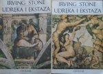 Irving Stone • Udręka i ekstaza