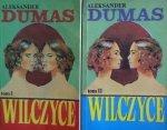 Aleksander Dumas • Wilczyce. 2 tomy
