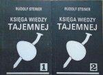 Rudolf Steiner • Księga wiedzy tajemnej [komplet]