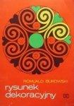 Romulad Bukowski • Rysunek dekoracyjny