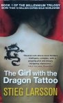 Stieg Larsson • The Girl With The Dragon Tatto