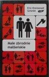 Eric Emmanuel Schmitt • Małe zbrodnie małżeńskie