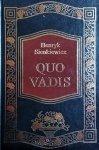 Henryk Sienkiewicz • Quo Vadis [Nobel 1905] [zdobiona oprawa]
