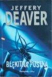 Jeffery Deaver • Błękitna pustka