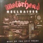 Motörhead • Hellraiser. Best of the Epic Years • CD