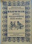 Bronisław Wieczorkiewicz • Słownik gwary warszawskiej XIX wieku
