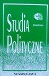 Małgorzata Żbikowska • Studia polityczne