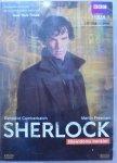 Benedict Cumberbatch. BBC • Sherlock. Niewidomy bankier sezon 1/2 • DVD