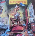 Acid Drinkers • Are You a Rebel? • CD [wydanie 1.]