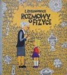 Elżbieta Rubinowicz • Rozmowy o fizyce [Grzegorz Rosiński]