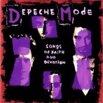 Depeche Mode • Songs of Faith and Devotion • CD