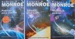 Robert A. Monroe • Podróże poza ciałem. Dalekie podróże. Najdalsza podróż [komplet]