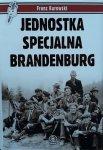 Franz Kurowski • Jednostka Specjalna Brandenburg