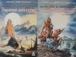 Allan Cole, Chris Bunch • Zamorskie królestwa. Opowieść wojowników. Cykl Antero