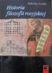 Mikołaj Łosski • Historia filozofii rosyjskiej