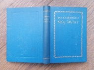 Jan Kasprowicz • Mój świat [zdobiona oprawa]