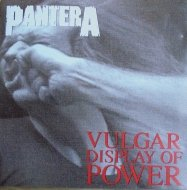 Pantera • Vulgar Display of Power • CD