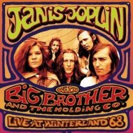 Janis Joplin • Live at Winterland 68 • CD