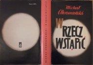 Michał Choromański • W rzecz wstąpić [Zbigniew Kaja]