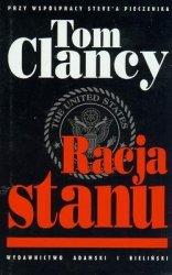 Tom Clancy • Racja stanu