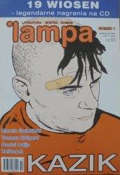 Lampa nr 7/2004 • Kazik Staszewski, Marcin Świetlicki, Tomasz Różycki, 19 wiosen