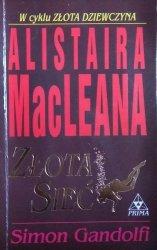 Alistair MacLean, Simon Gandolfi • Złota sieć