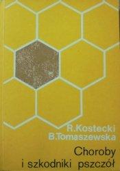 Ryszard Kostecki, Barbara Tomaszewska • Choroby i szkodniki pszczół