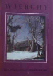 Wierchy • Rocznik pięćdziesiąty pierwszy 1982