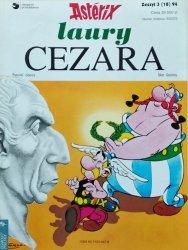 Gościnny, Uderzo • Asterix. Laury Cezara. Zeszyt 3/94