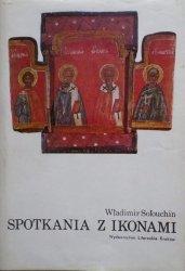 Władimir Sołouchin • Spotkania z ikonami
