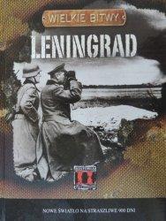 David M. Glantz • Leningrad [Wielkie Bitwy]