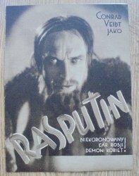 program filmowy • Rasputin