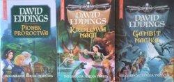 David Eddings • Belgariada. 3 tomy