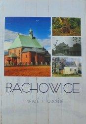 monografia • Bachowice - wieś i ludzie