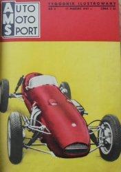 Auto Moto Sport. Tygodnik ilustrowany rocznik 1957