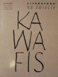 Literatura na świecie 5-6/2015 • Kawafis