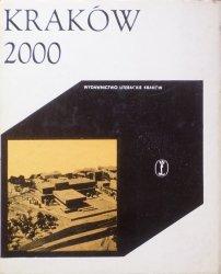 Józef Pociecha • Kraków 2000