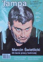 Lampa nr 7-8/2007 • Marcin Świetlicki