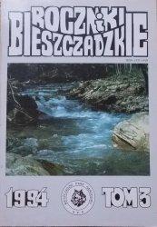 Roczniki Bieszczadzkie 1994 tom 3