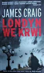 James Craig • Londyn we krwi