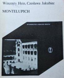 Wincenty Hein, Czesława Jakubiec • Montelupich