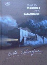 Edward Stachura, Jerzy Satanowski • Biała lokomotywa [książka +2CD]