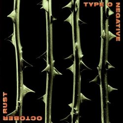 Type O Negative • October Rust • CD