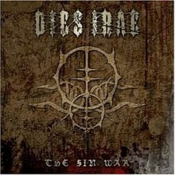 Dies Irae • The Sin War • CD