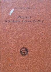 Władysław Boziewicz • Polski kodeks honorowy