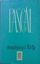 Blaise Pascal • Rozprawy i listy