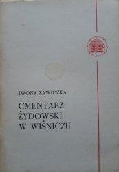 Iwona Zawidzka • Cmentarz żydowski w Wiśniczu